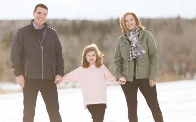 Les familles peuvent facilement rester en santé ensemble