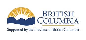 Supported by the Government of British Columbia