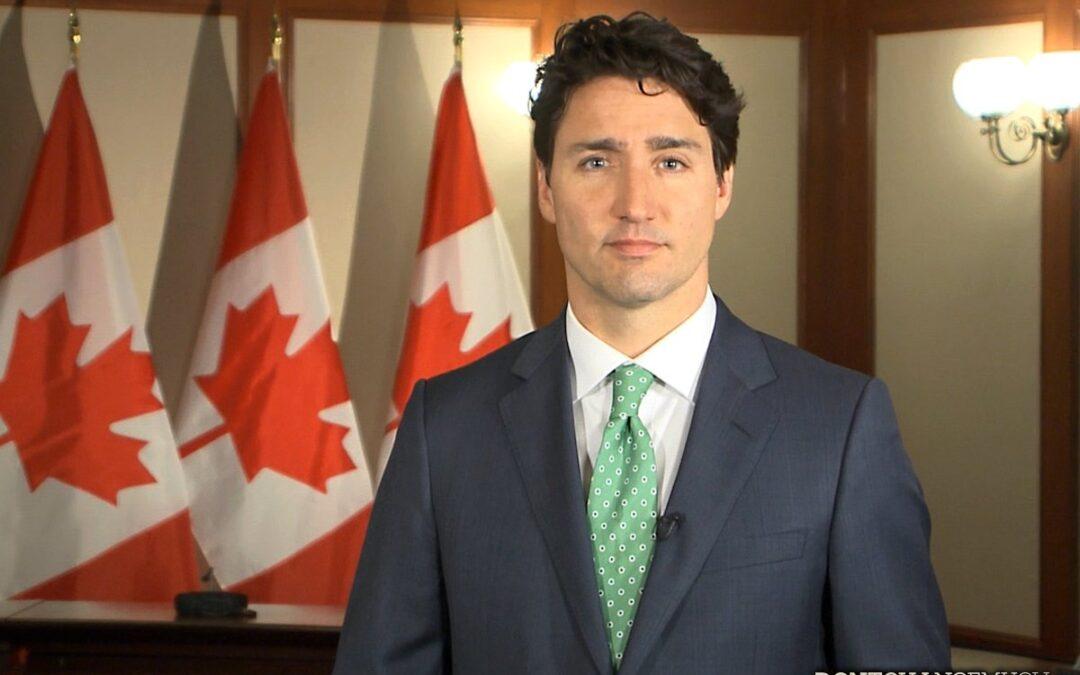 Le très honorable Justin Trudeau