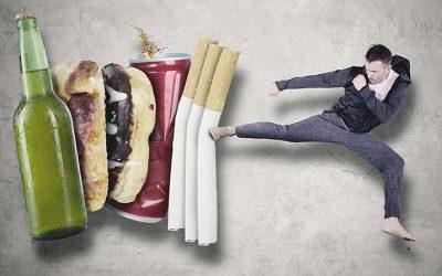 Soixante-douze pour cent des hommes canadiens ont un style de vie malsain